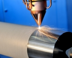 Europees primeur: eerste ultra high speed LASER cladding productiesysteem
